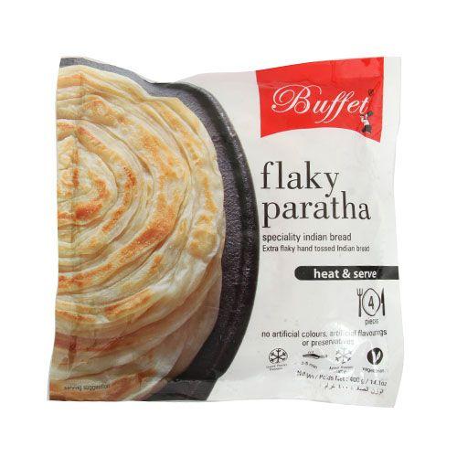 Buffet  Paratha - Flaky, 400 gm (4 pcs)