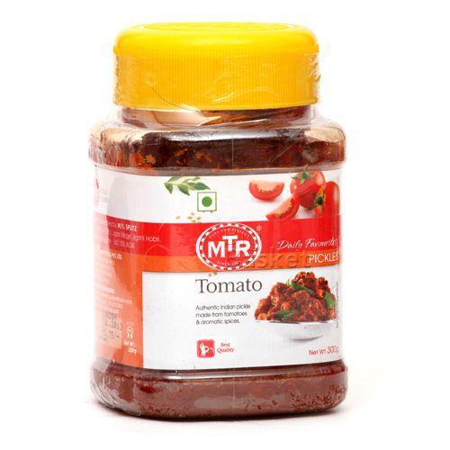 MTR Pickle - Tomato, 300 gm Jar