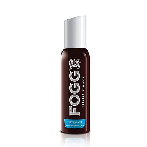 Fogg  Fragrance Body Spray For Men (1000 sprays) - Ultimate, 150 ml