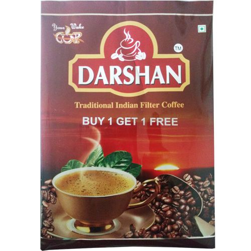 Darshan  Coffee - Traditional Indian Filter, 200 gm Buy 1 Get 1 Free