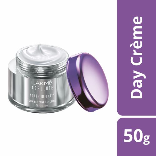 Lakme Youth Infinity Skin Sculpting - Day Creme, 50 g