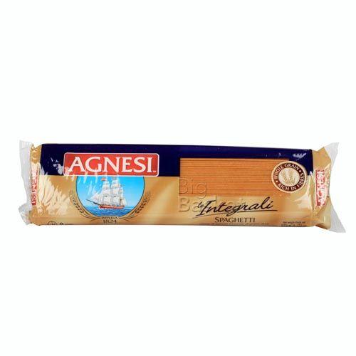 Agnesh Integrali Spaghetti, 500 g Pouch