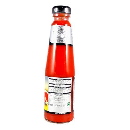 Ongs Sauce - Garlic Chilli, 227 gm Bottle