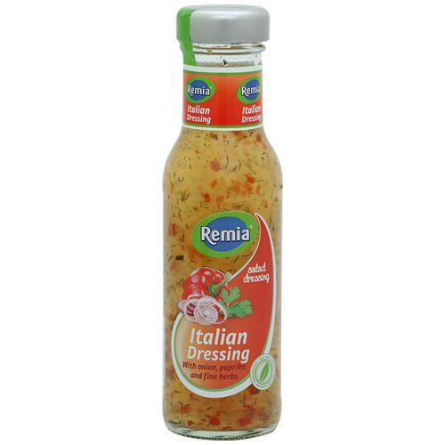 Remia Salad Dressing - Italian, 246 g Bottle