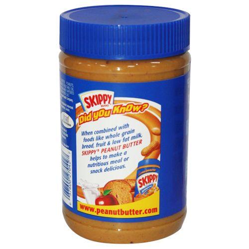 Skippy Peanut Butter - Super Chunk, 462 g Jar