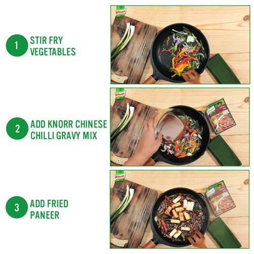 Knorr Gravy Mix - Chinese Chilli, Serves 4, 51 g