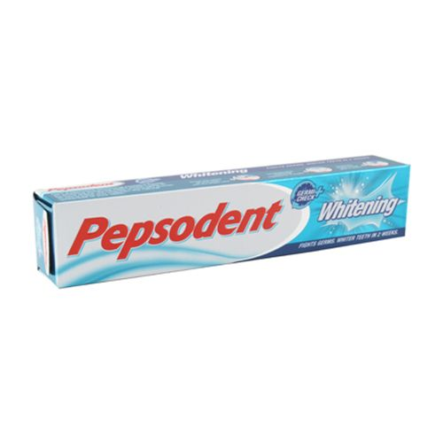 Pepsodent Toothpaste - Whitening Germicheck, 80 gm