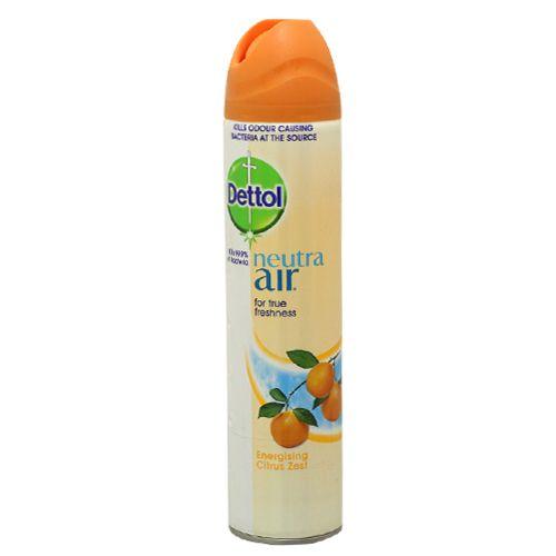 Dettol Neutra Air Freshener - Citrus Zest, Imported, 300 ml