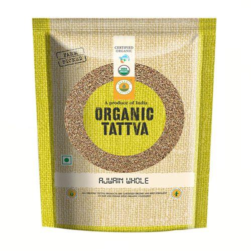 Organic Tattva Organic Seeds - Ajwain, 100 g Pouch