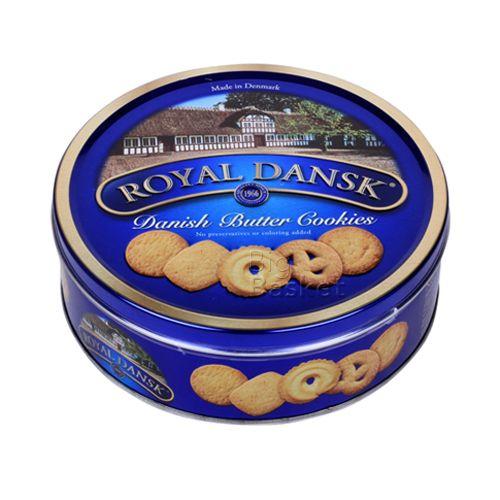 Royal Dansk Cookies - Danish Butter, 400 g