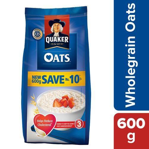 Quaker Oats, 600 g Pouch