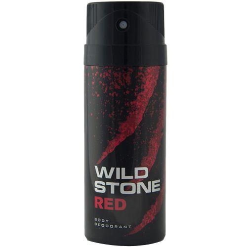 Wild Stone Body Deodorant - Red, 150 ml