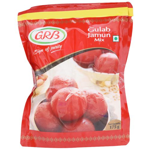 Grb Mix - Gulab Jamun, 175 gm Pouch