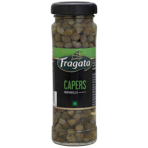 Fragata Spanish Capers - Surfines, 99 gm Bottle