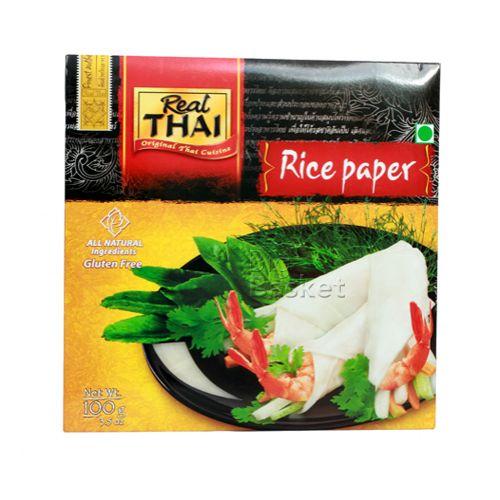 Real Thai Rice - Paper, 100 g Carton