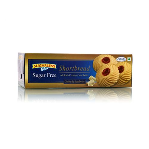Sugarless Bliss Butter - Sugar Free Shortbread 100% Creamy, 200 g Carton