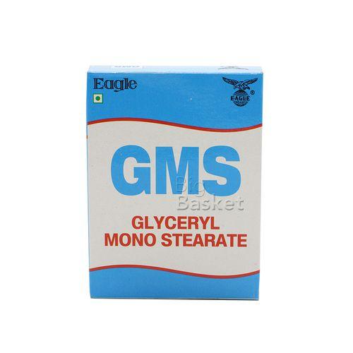 Eagle GMS - Glyceryl Mono Stearate, 50 g Carton