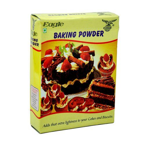 Eagle Powder - Baking, 50 gm Carton