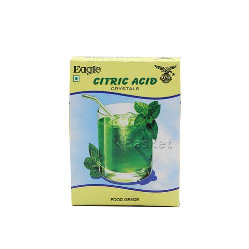 Eagle Crystals - Citric Acid, 50 gm Carton