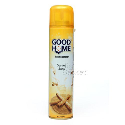 Good Home Room Freshener - Serene Aura Sandal, 160 g