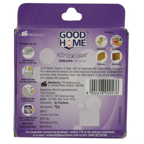 Good Home Air Freshener - Dreams of Dew, 75 g