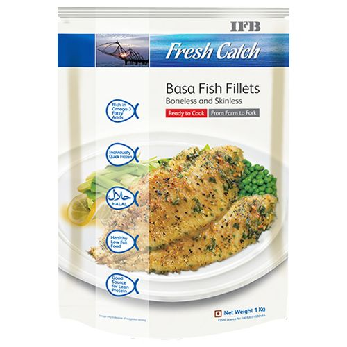 how to store fresh fish fillets
