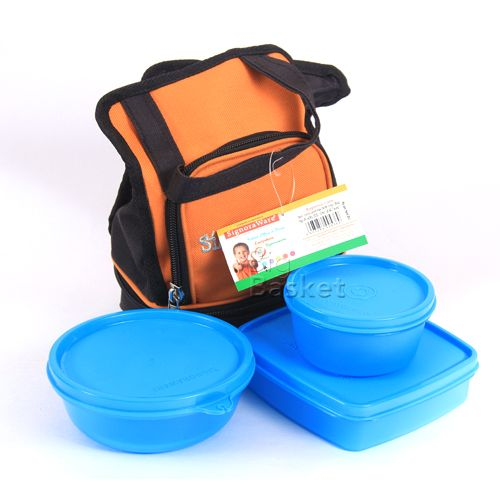Signoraware 536 Carry - Lunch Box with Insulated Bag, 1 pc