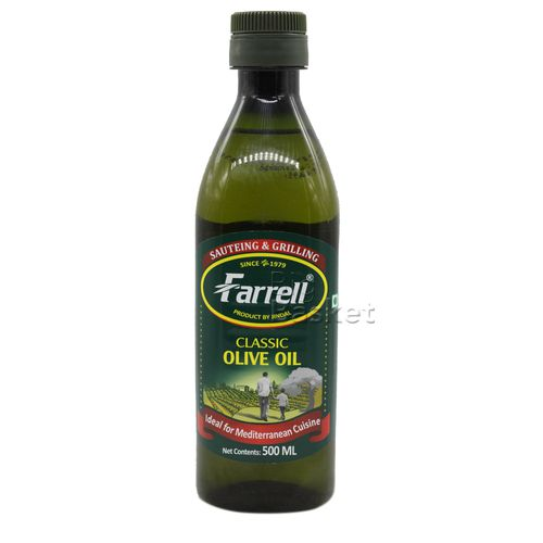 Farrell Olive Oil - Classic, 500 ml Bottle