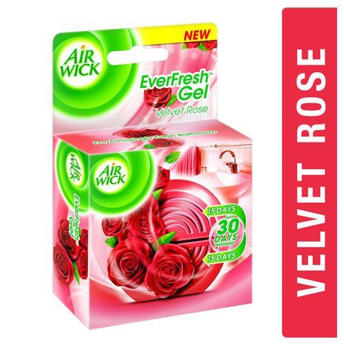 Airwick Everfresh Gel - Morning Rose Dew, 50 g