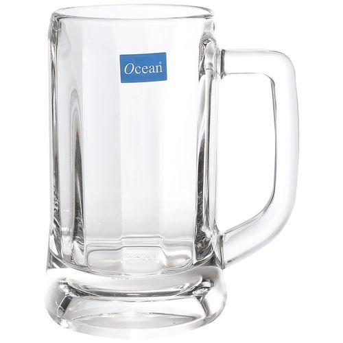 Ocean Ocean Munich Beer Mug, 355 ml Pack of 6