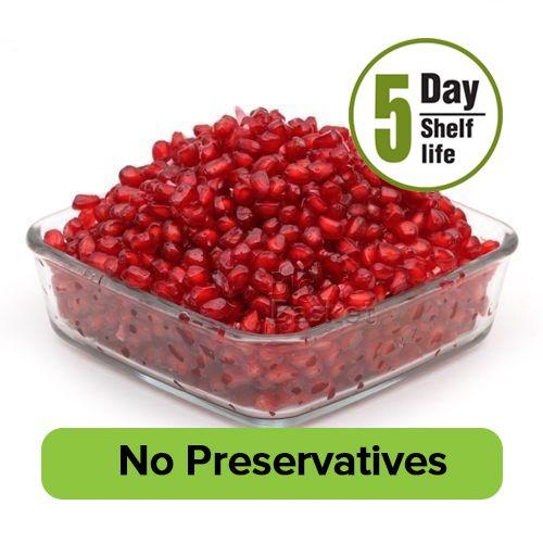 Fresho Pomegranate - Peeled, 200 g