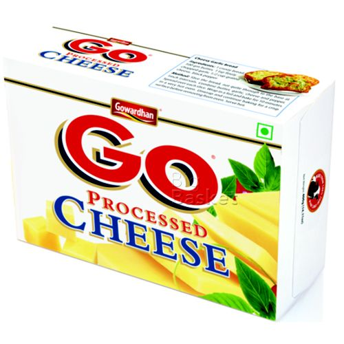 Go  Processed Cheese, 400 g Carton