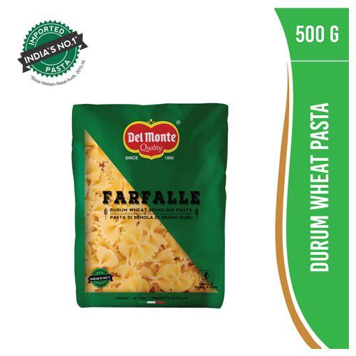Del Monte Pasta - Farfalle, 500 g