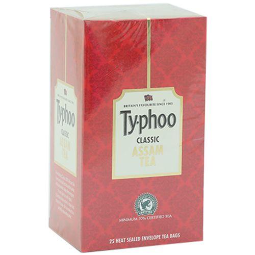 Typhoo Assam Tea - Classic, 25 Bags x 2 gm Each 50 gm