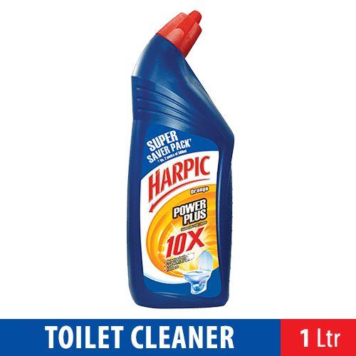 Harpic Powerplus Orange, 1 ltr Bottle By Bigbasket @ Rs.127.80