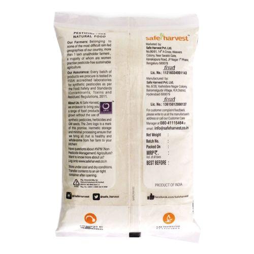 Safe Harvest Whole Wheat Atta - Pesticide Free, 1 kg