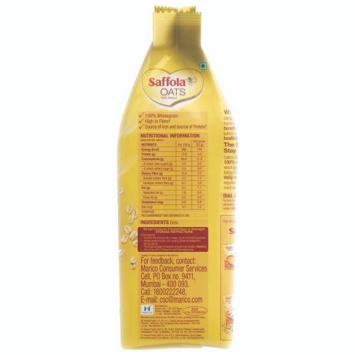 Saffola Oats, 200 g Pouch
