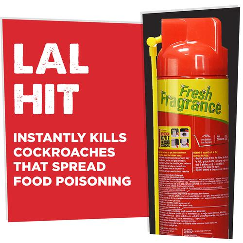 HIT Cockroach Killer Spray, 400 ml
