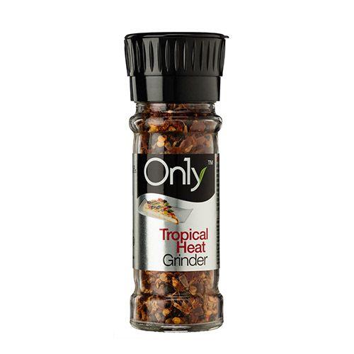 On1y Grinder - Tropical Heat, 40 gm Bottle