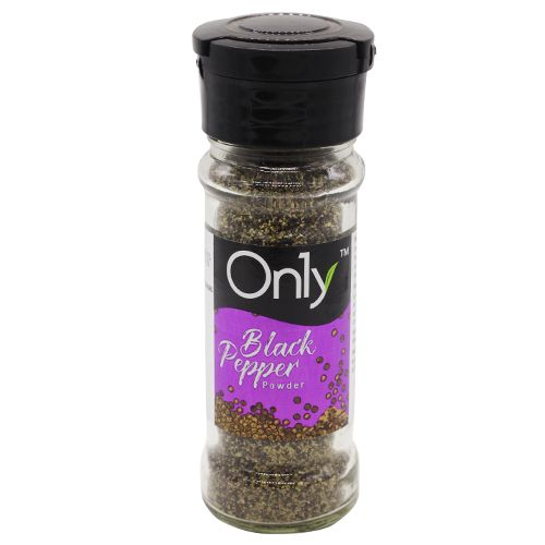 On1y Black Pepper Powder, 50 gm