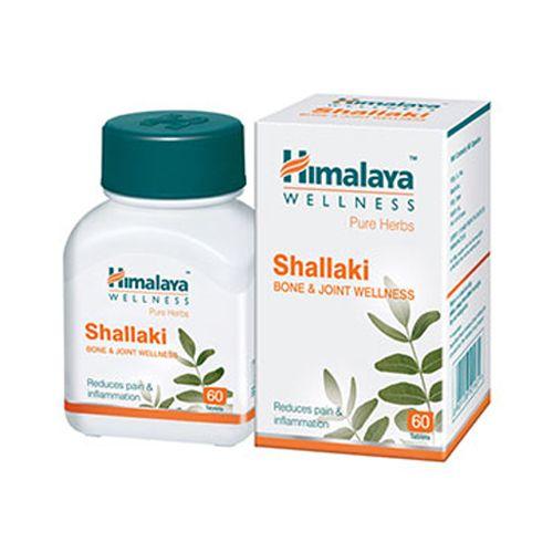 Himalaya Wellness Shallaki - Tablets (Wellness), 60 pcs Bottle