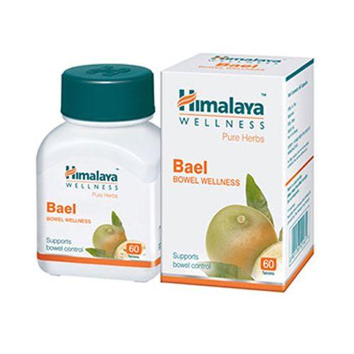 Himalaya Wellness Bael - Tablets (Wellness), 60 pcs Bottle