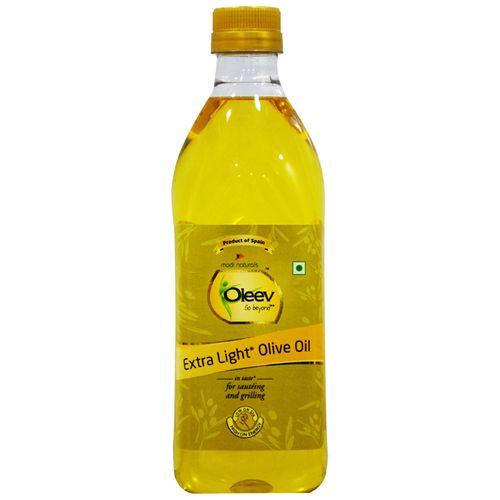 Oleev Extra Light Olive Oil, 1 lt Bottle