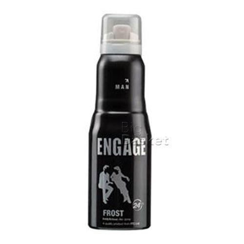 Engage Man Deo - Frost, 150 ml Can