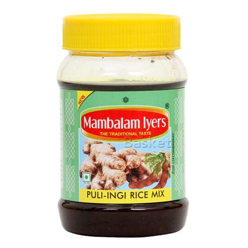 Mambalam Iyers Mix - Puli-Ingi Rice, 200 gm Bottle