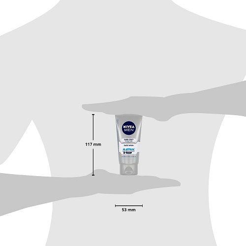 Nivea Men - Dark Spot Reduction Face Wash, 50 g