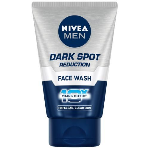 Nivea Men Face Wash - Dark Spot Reduction, 10x Vitamin C, 50ml, 50 g