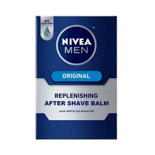 Nivea Protect & Care Replenishing After Shave Balm, 100 ml