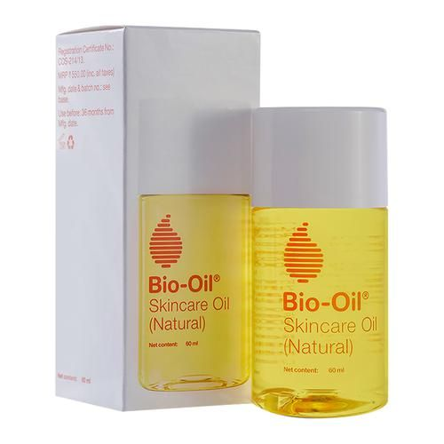 Bio-Oil Skincare Oil - Natural, Remove Scars, Stretch Marks, Aging, Dehydrated & Uneven Skin Tone, 60 ml Bottle