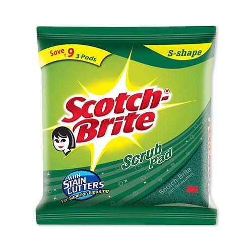 Scotch brite Scrub Pad Large, 1 pc